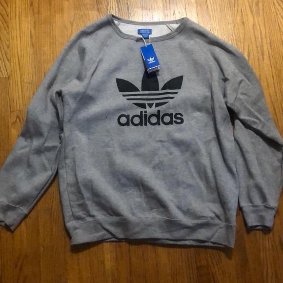 NWT adidas Crewneck Sweatshirt NWT